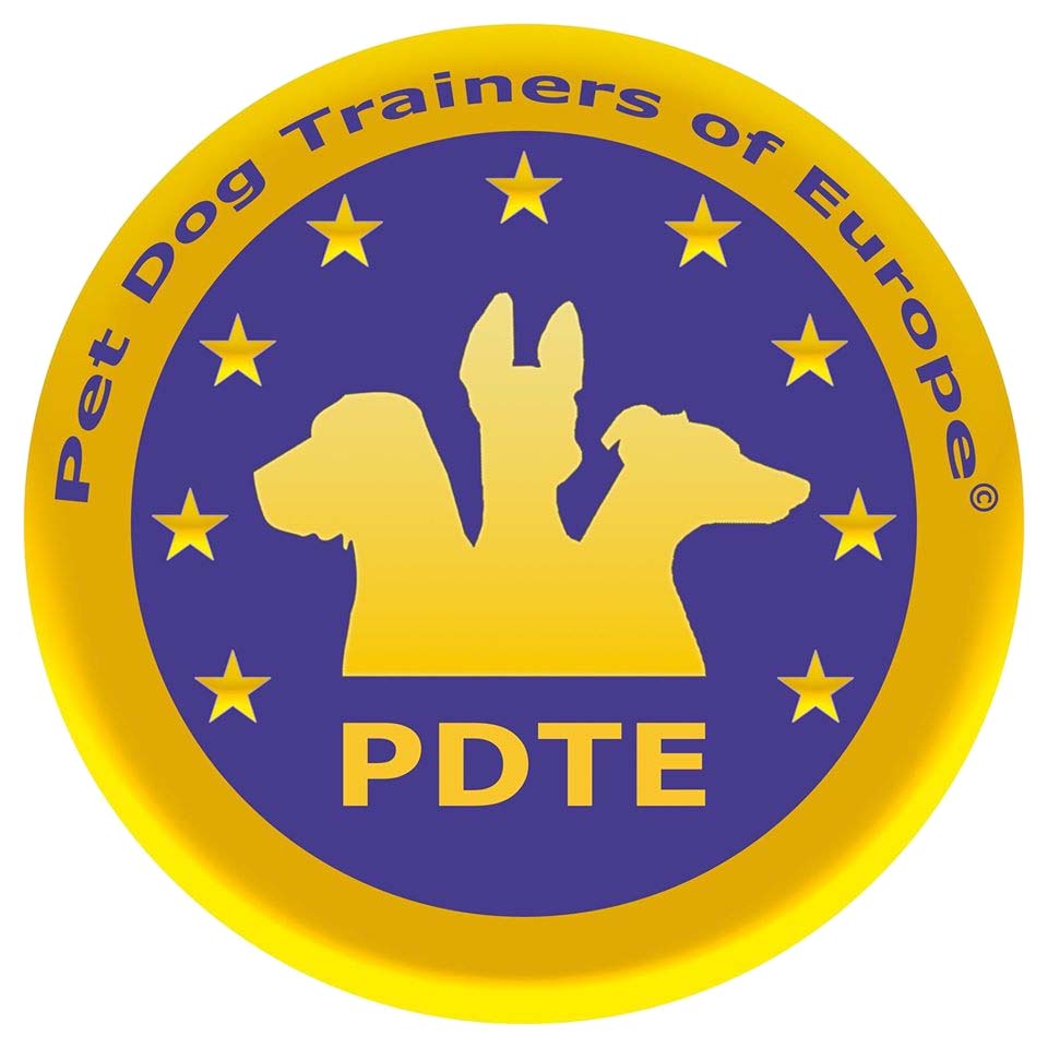 Pet Dog Trainers of Europe logo